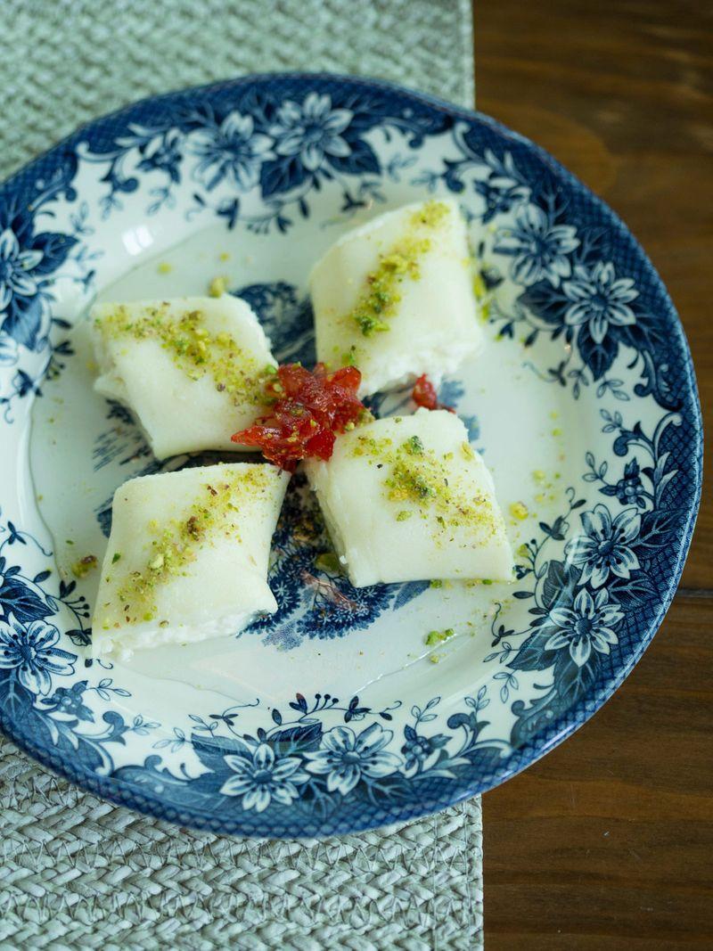 Halawet Al Jeben (Cheese rolls)