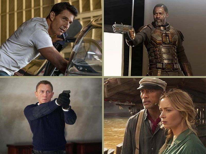 Hollywood films combo