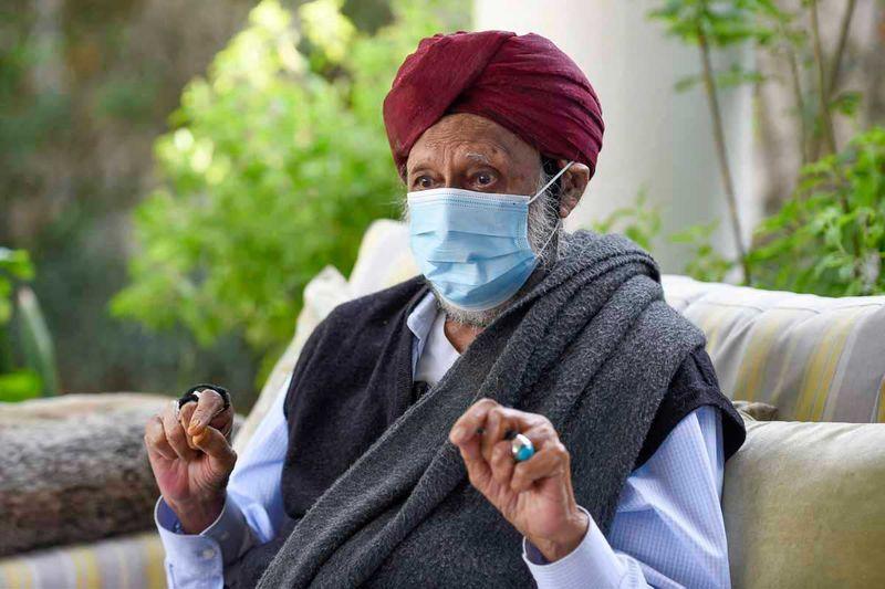 Jagjit Singh Kovit-19 survivor