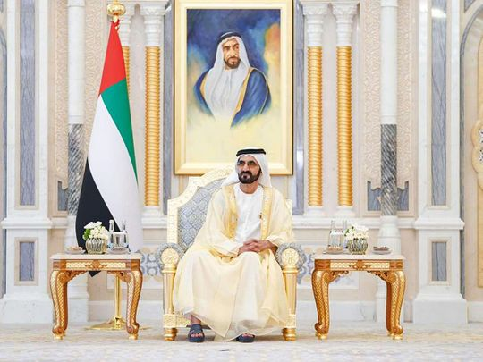 Mohammed bin Rashid