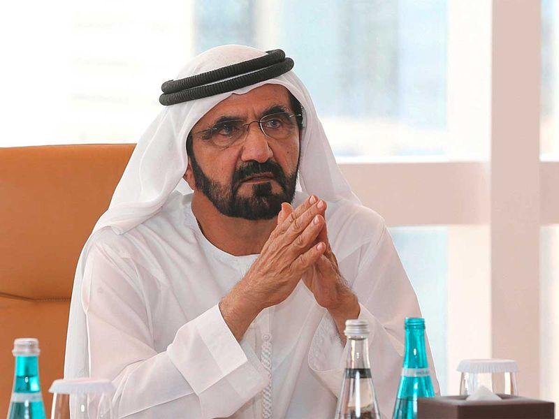 Video: Mohammed bin Rashid announces the 100-day countdown for the Expo 2020 Dubai