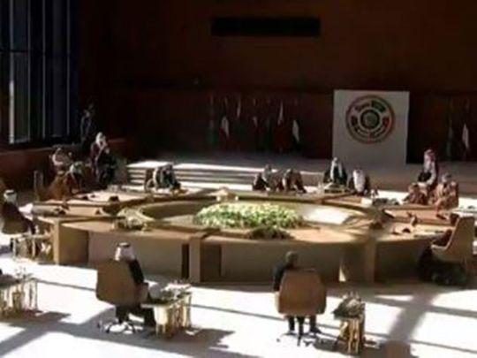 GCC leaders sign Al Ula communique
