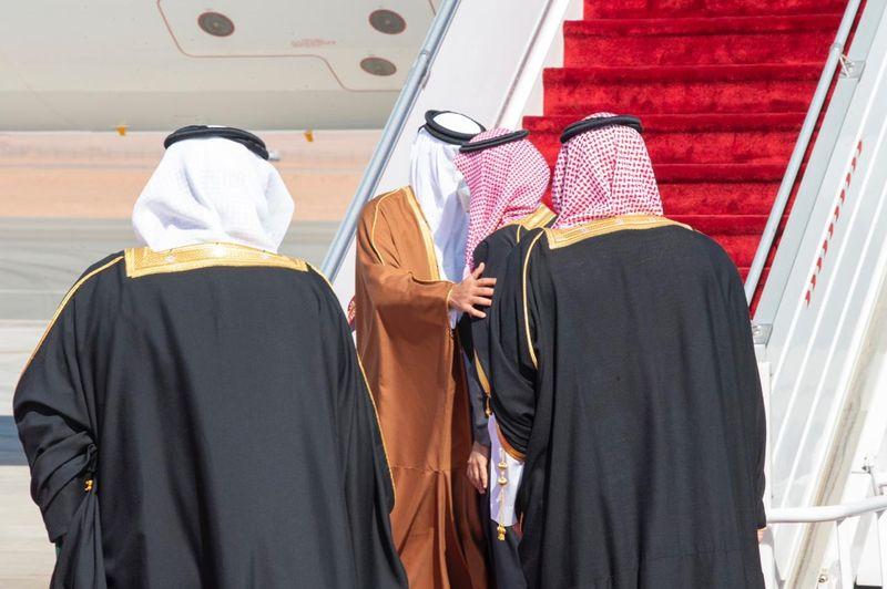 Qatar Emir Sheikh Tamim bin Hamad Al Thani
