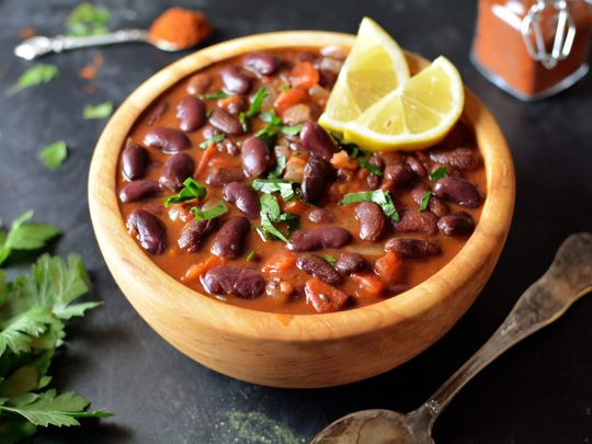 Rajma (Kidney Beans) Curry
