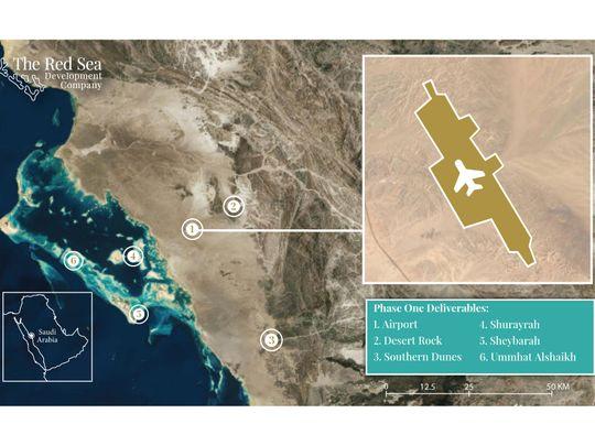 Red Sea Development & Airport