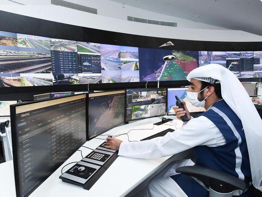 Stock RTA control room