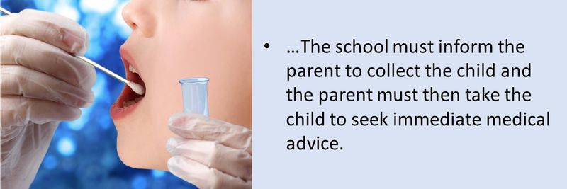 When to keep your child home from school