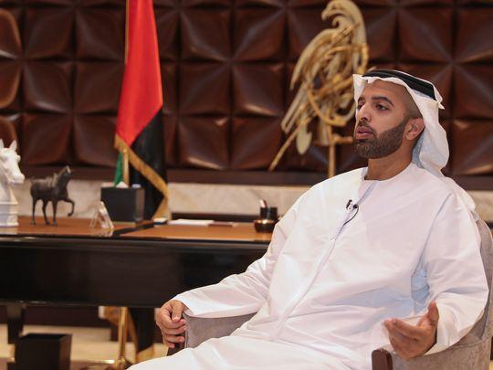 Sheikh Mohammed bin Saud bin Saqr Al Qasimi