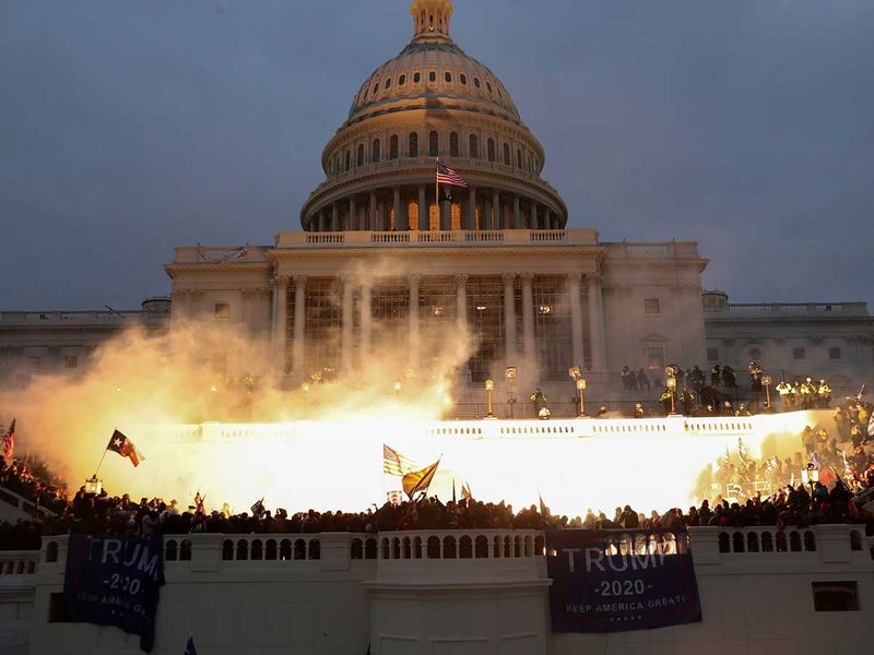 US:Report on Capitol Hill riot criticises police preparation, response