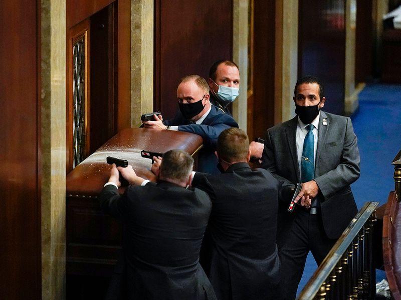 210107 Capitol stormed