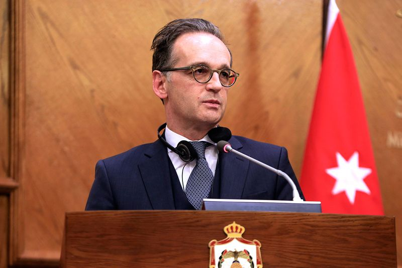Heiko Maas, German foreign minister