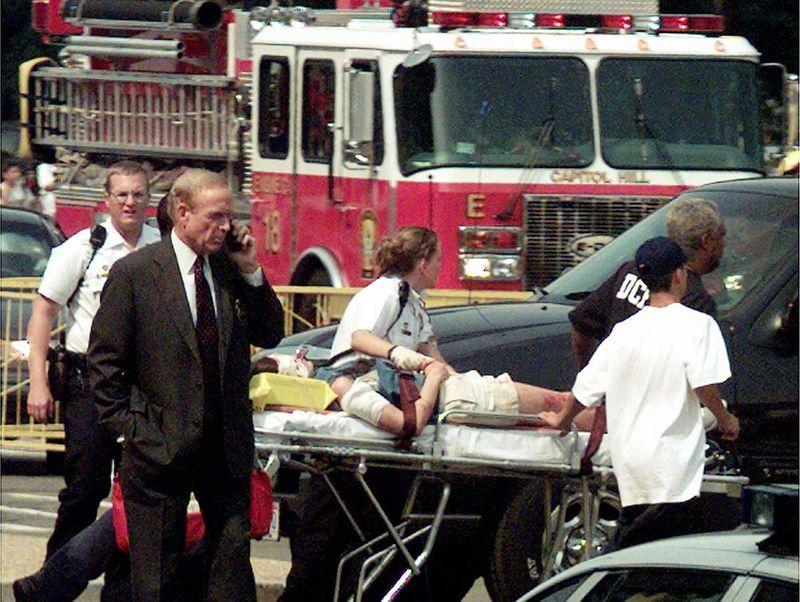 JULY 24, 1998: DERANGED GUNMAN.