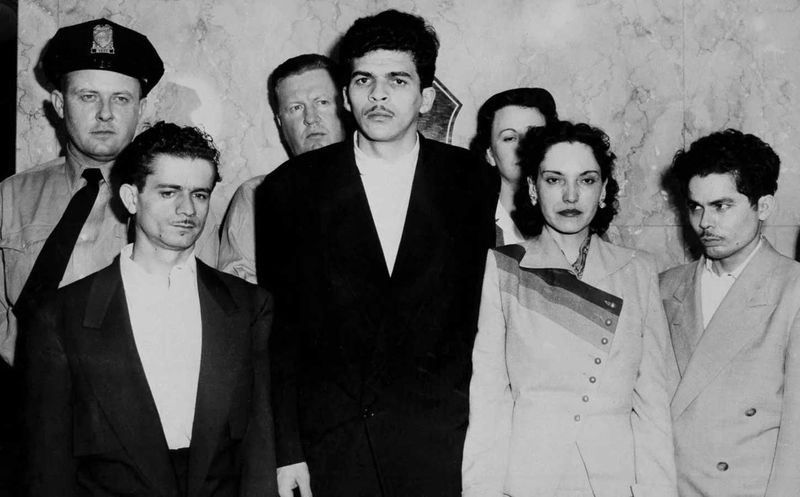 MARCH 1, 1954: PUERTO RICAN NATIONALISTS