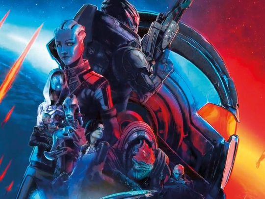 Mass Effect teaser