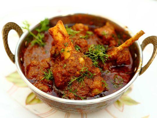 Patialashahi Meat