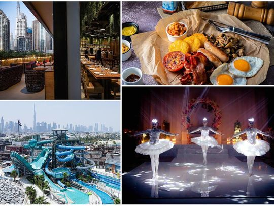 10 amazing ways to spend the weekend in the UAE