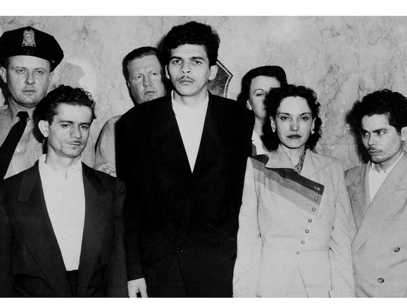 US Capitol attack 1954 Puerto Rico