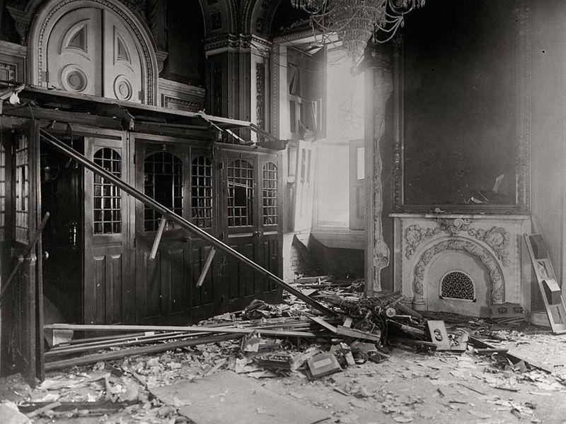 US Capitol bomb 1915