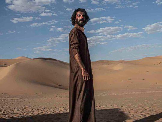 Yagoub Al Farhan in Rashash
