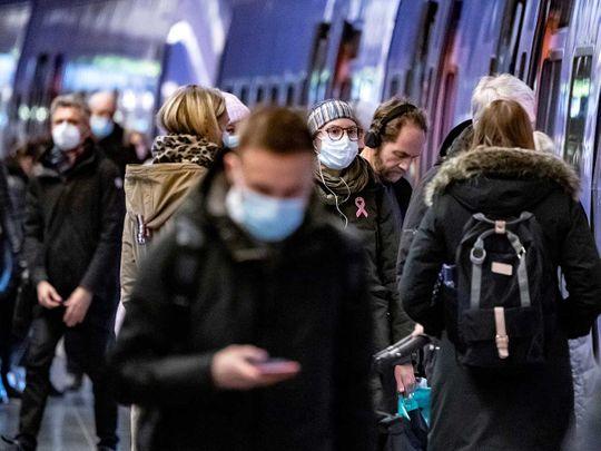 Sweden mask platform