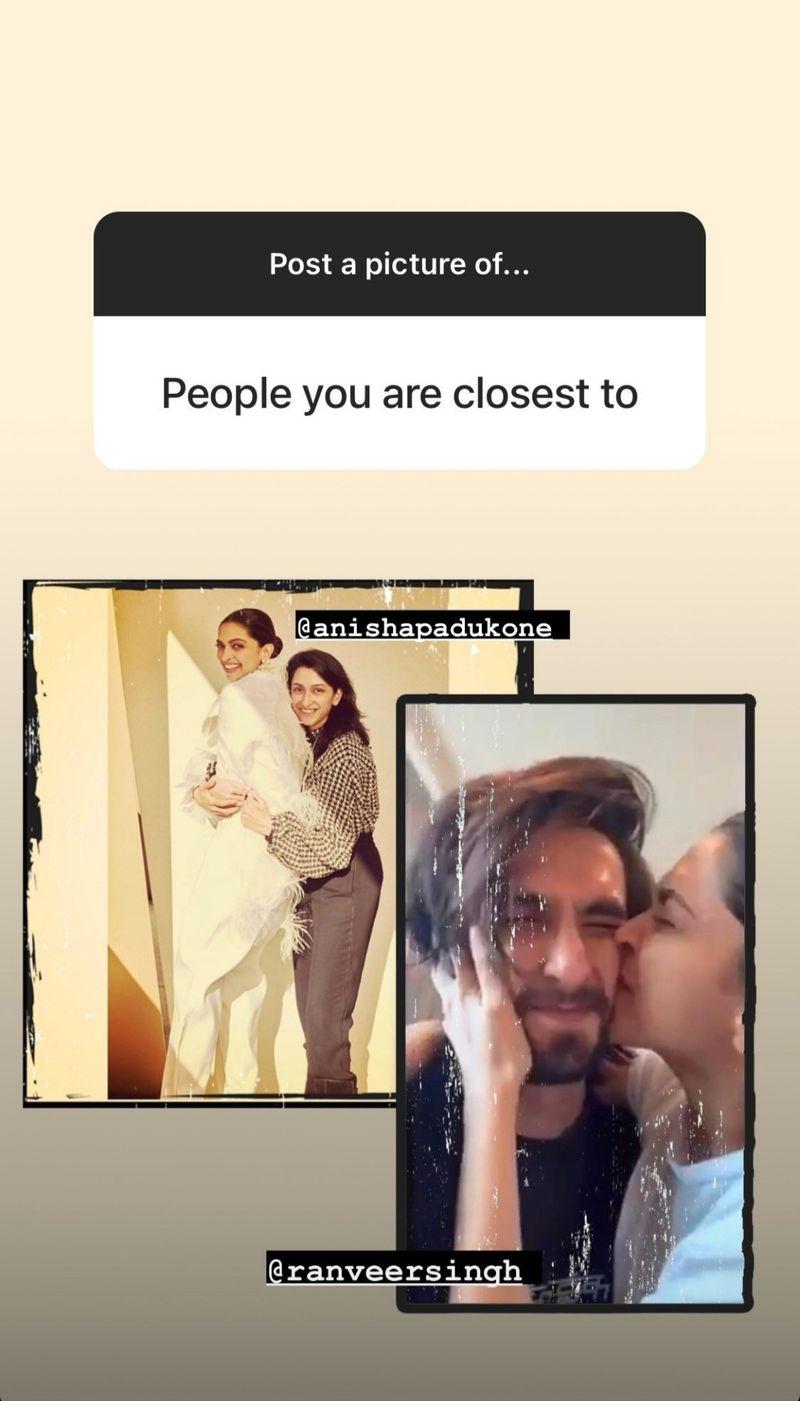 Deepika Instagram