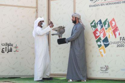 Khalifa Bin Mejren (grey kandura)_trainer of F3 Team-1610170046858