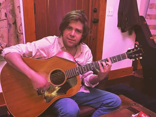 Musician Ariel Pink
