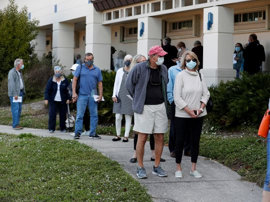 Sarasota COVID-19 vaccination clinic in Sarasota,