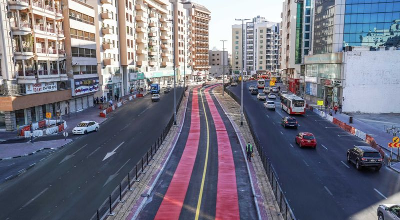 bus lanes two-1610178151660