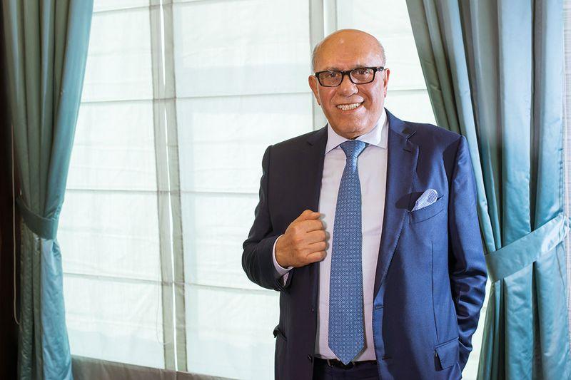 CEO Fouad Mashal