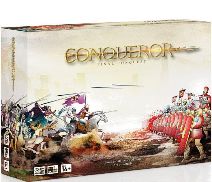 Conqueror Final Conquest-1610270947025