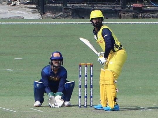 Cricket-Karthik
