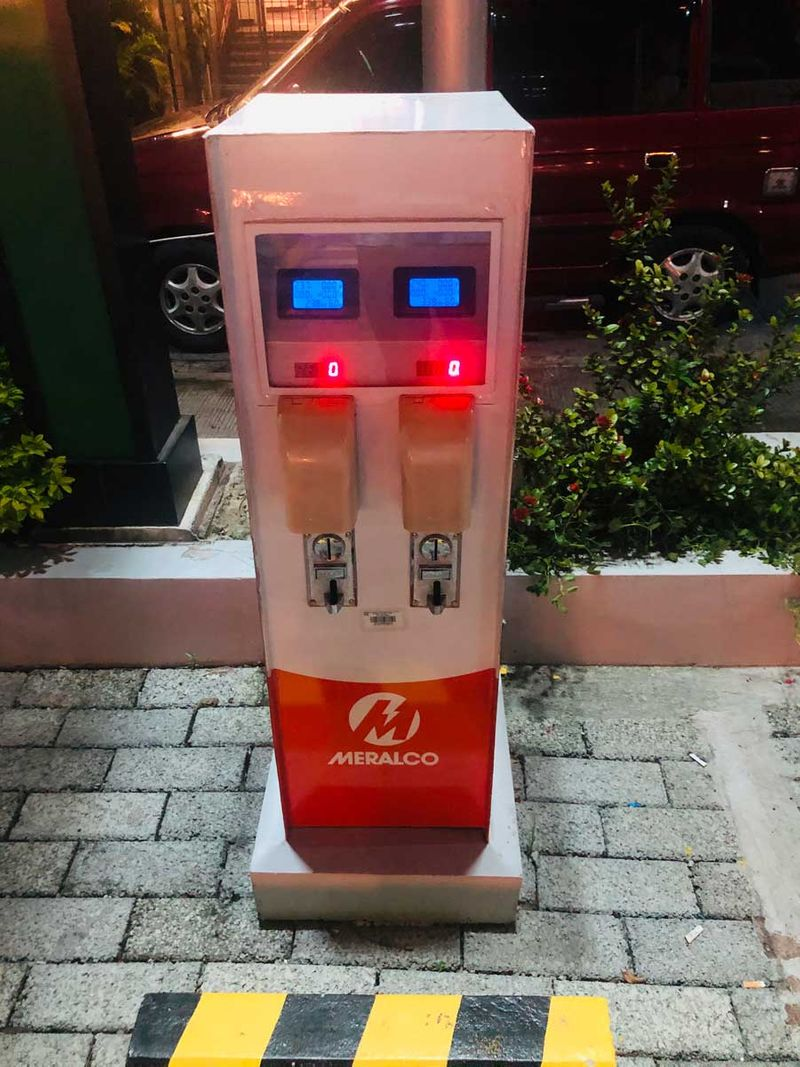EV charger Manila