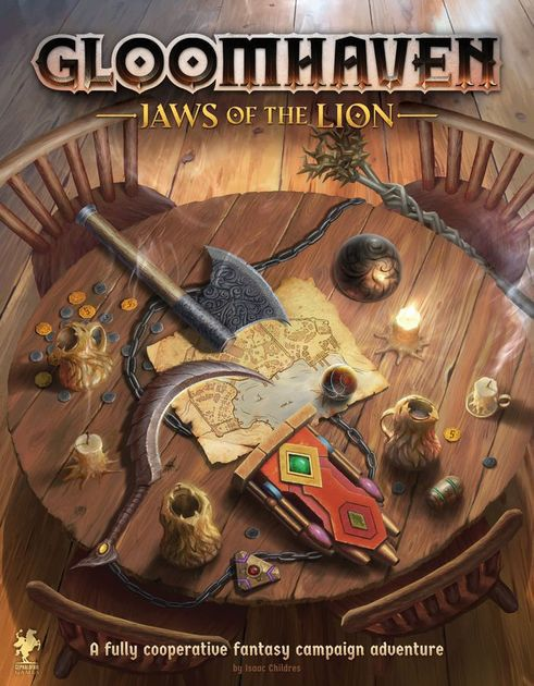 Gloomhaven Jaws of the Lion-1610270948745