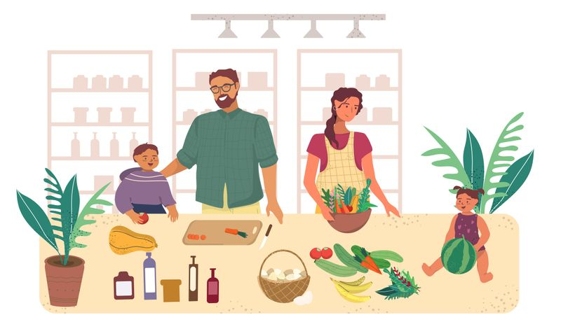 Is it safe to raise kids as vegans?
