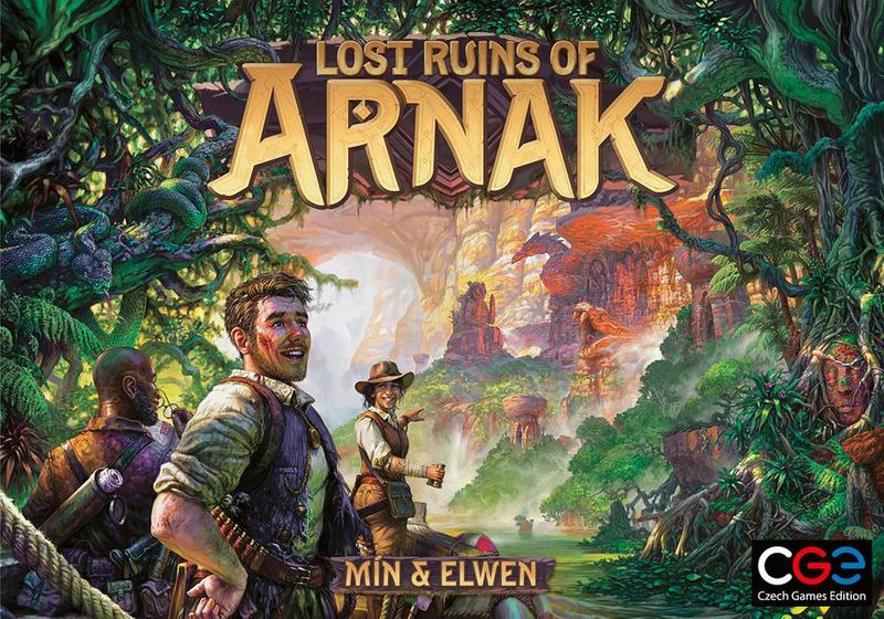 Lost Ruins of Arnak-1610270950841