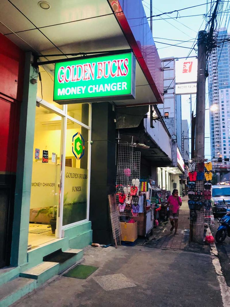 Manila cashless digital payments e-wallet