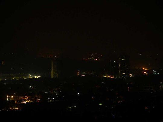 Pakistan power blackout