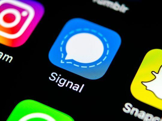STOCK Signal iOS app