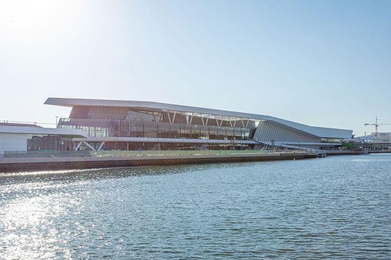 Tha National Aquarium: Al Qana