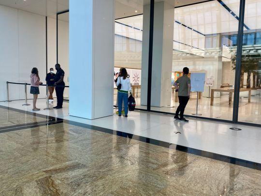 Apple Store MoE