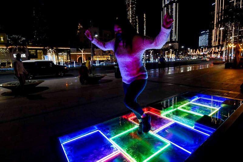 Downtown Dubai Hai