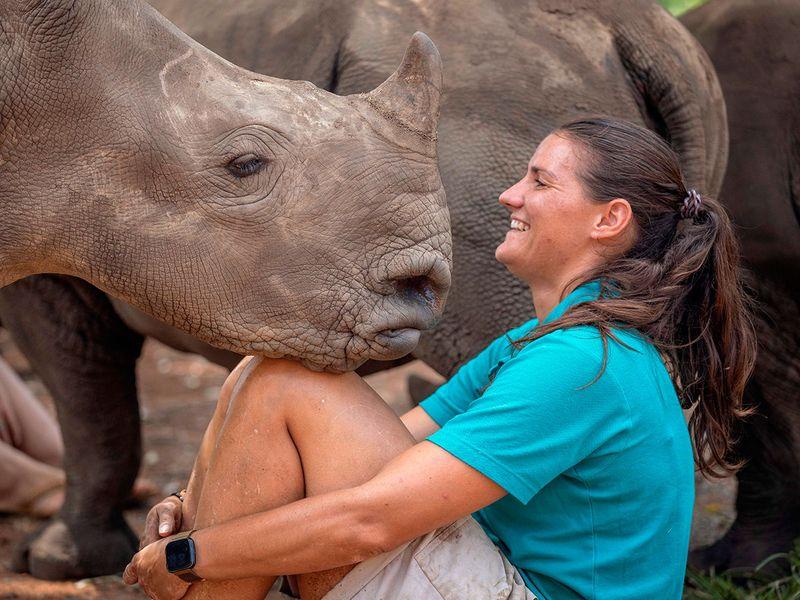 Rhino Orphanage gallery