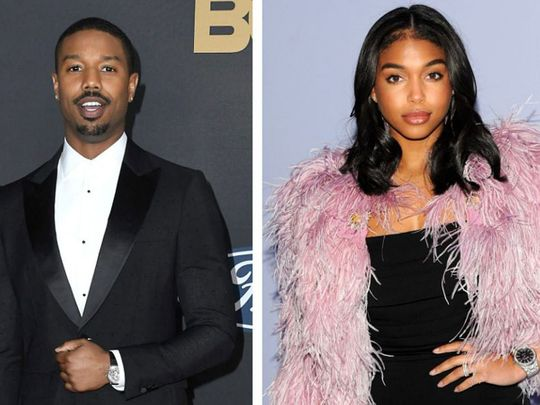 TAB Michael B Jordan and actress Lori Harvey-1610356606020
