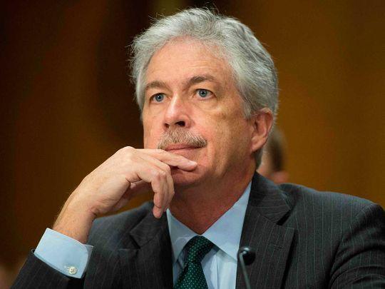 William Burns CIA chief US