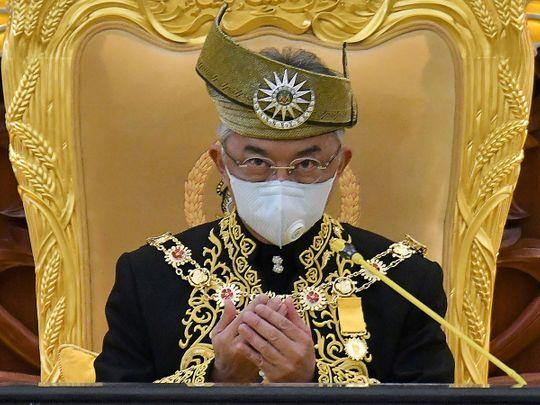 210112 Malaysia king