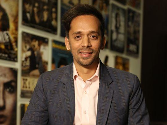 Dubai-based film producer Arjun Kumar