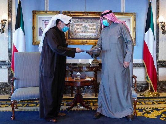 Kuwait Prime Minister Sabah Al Khaled Al Sabah