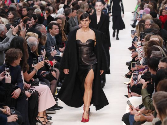Paris Fashion Week AP-1610431860033