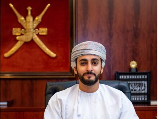 Sayyid Theyazin bin Haitham al Said